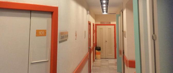 Instalaciones Clínica La Salud