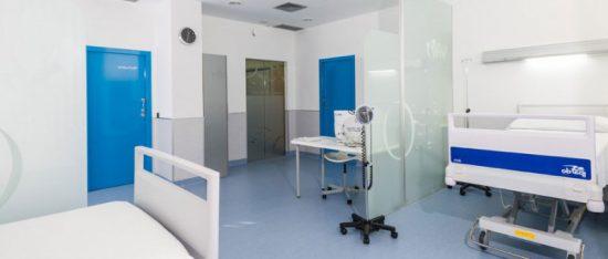 Sala de recuperación en FIV Marbella