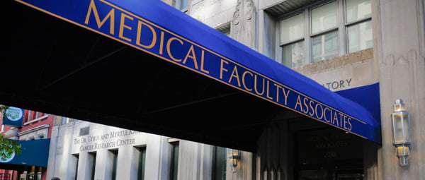 GW Medical Faculty Associates Fertility Center