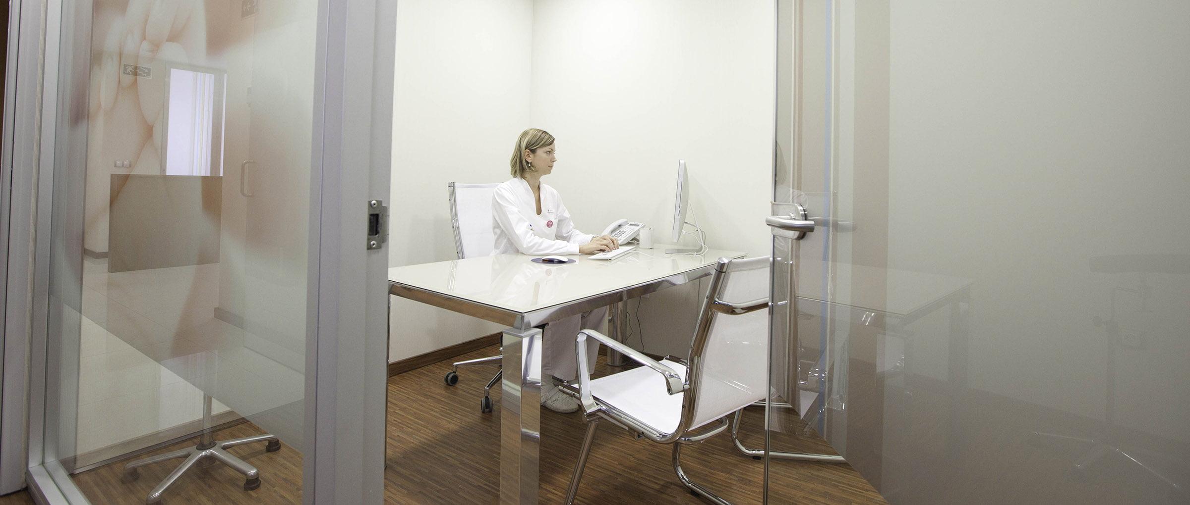 Crea consulta médica