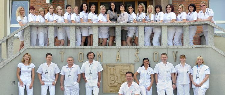 Equipo medico de IVF Zlin