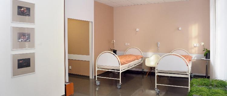 IVF Zlin area de reposo