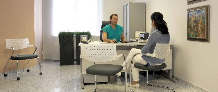 IVF Zlin consulta medica