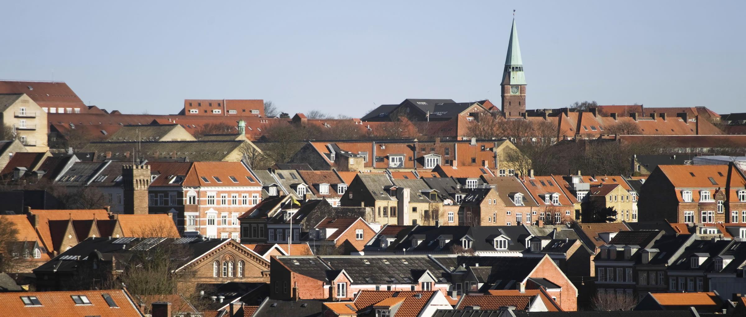 Ciudades de Dinamarca para donación de óvulos y semen