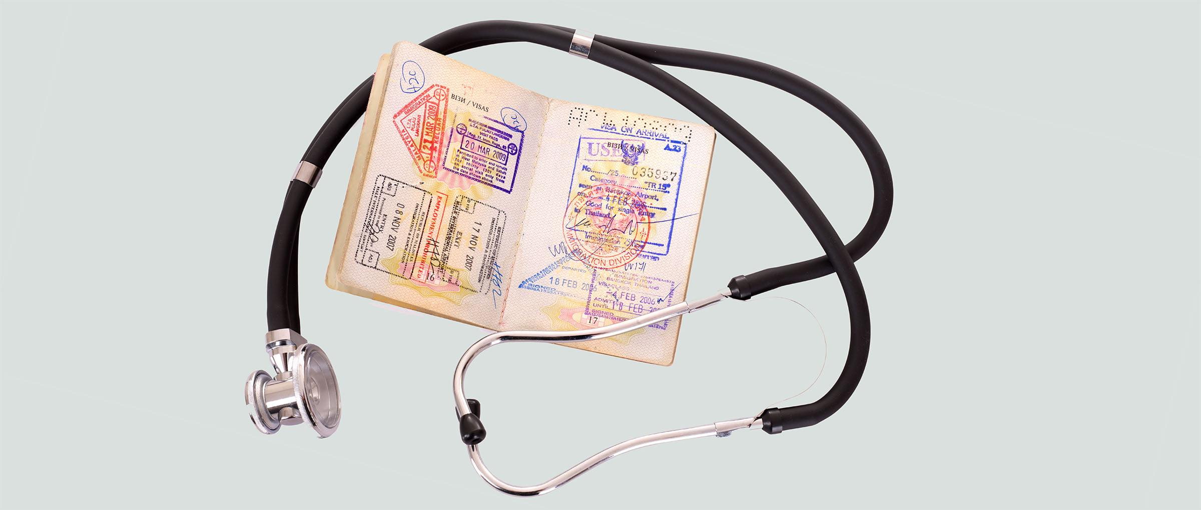 Autorización para viajar a EE.UU.