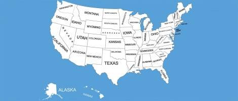 Ciudades de Estados Unidos para donación de óvulos y semen