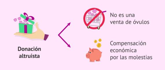 ¿Qué dice la legislación española sobre la ovodonación?
