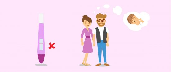 La fertilidad masculina y femenina