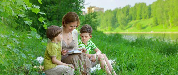 Revelando los origenes a los hijos