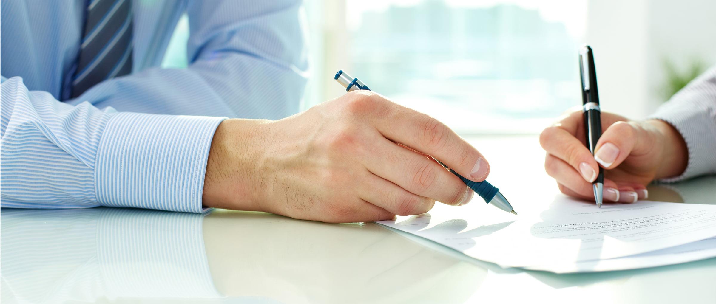 Firmar consentimiento para acceder al tratamiento