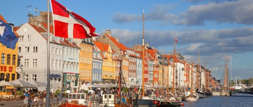 Viajar a Dinamarca para la donación de óvulos y semen