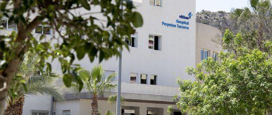 Unidad Phi Fertility Center fachada edificio