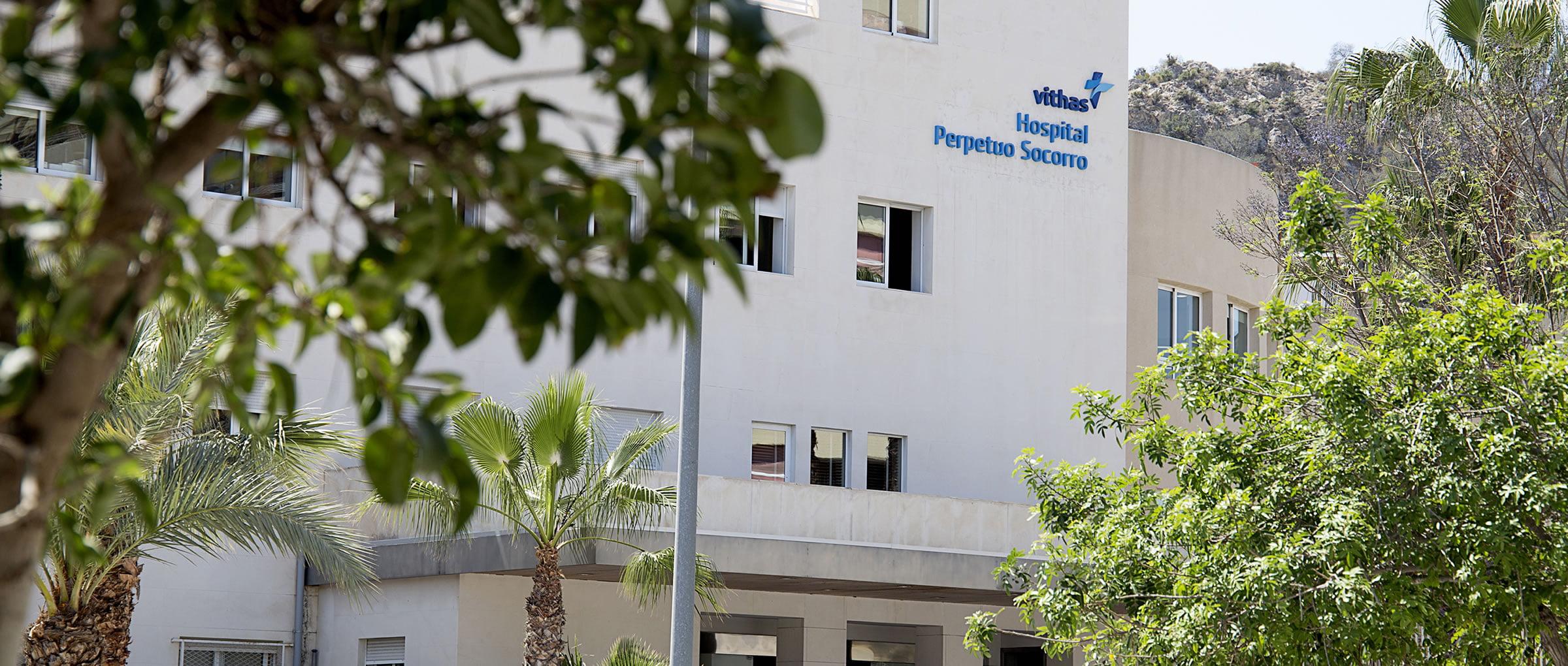 Hospital Vithas Perpetuo Internacional - Unidad Phi Fertility Centre