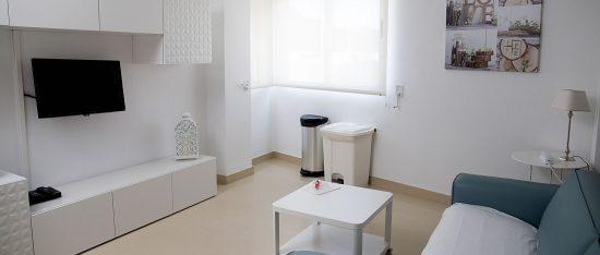 Unidad Phi Fertility Center instalaciones del centro